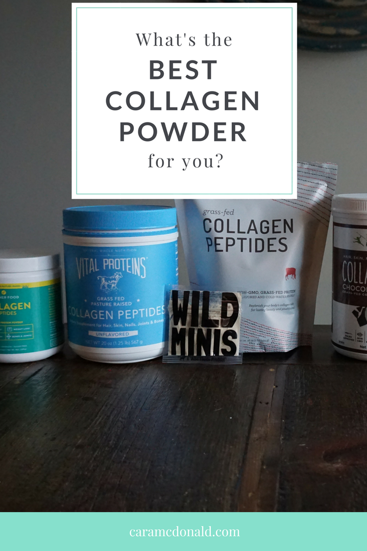 What's the best collagen brand? I tried 8 kinds.