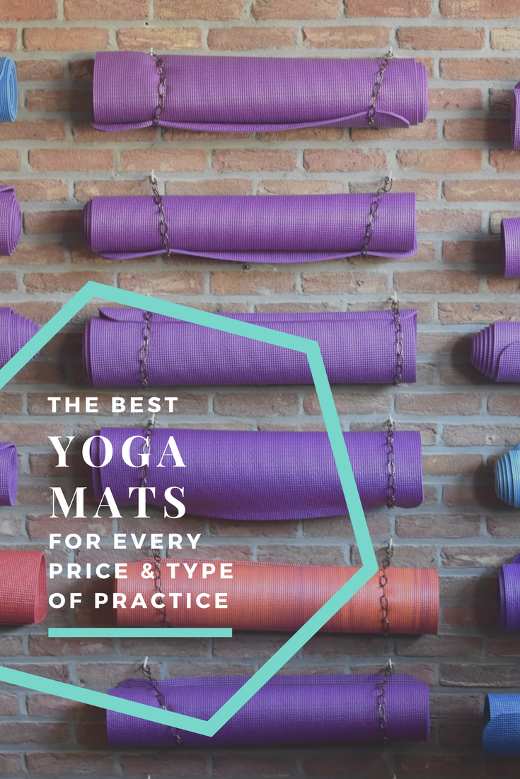 The best yoga mats for every budget and type of yoga practice