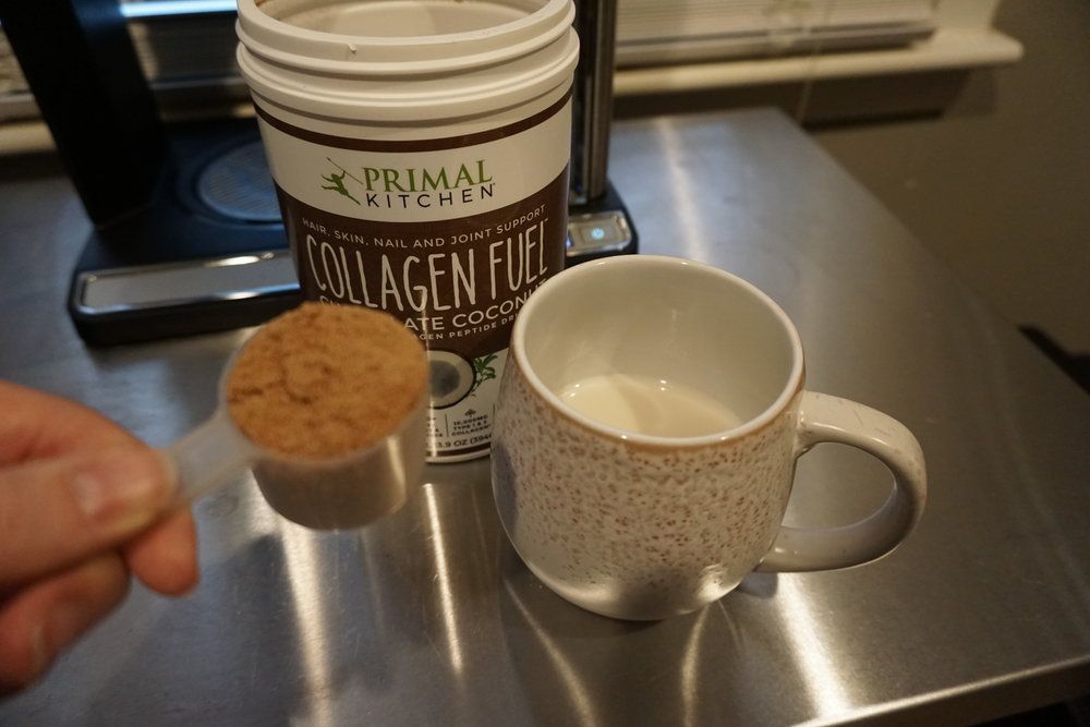 Chocolate Coconut Protein Collagen Mocha - Cara McDonald Blog