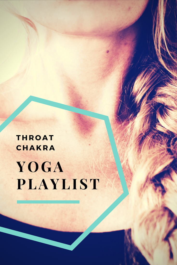 Throat chakra yoga playlist: Find and speak your truth - Cara McDonald