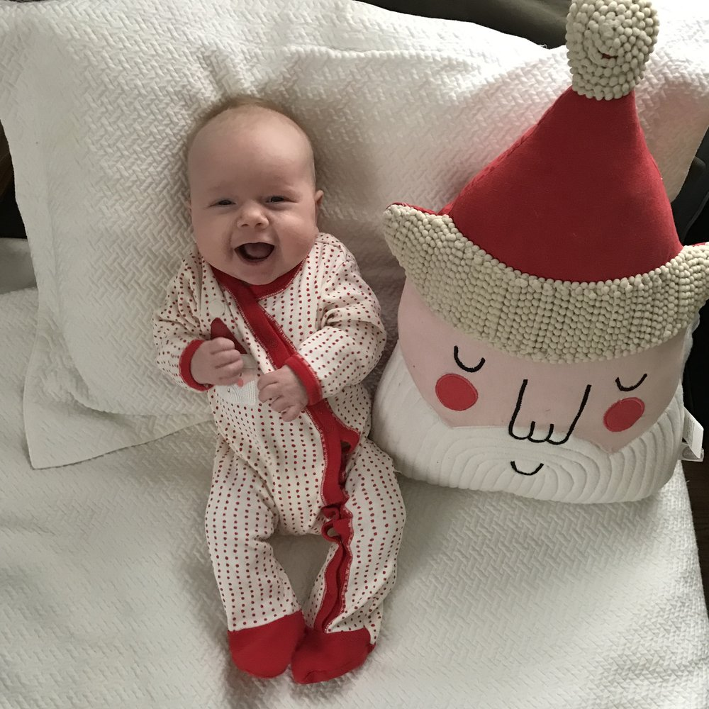 Hallmark Baby outfit