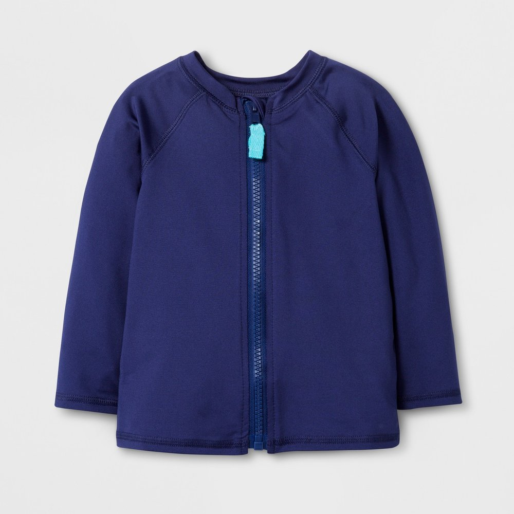 Love that  this one  zips all the way for easy on and off (and it's only $12!)