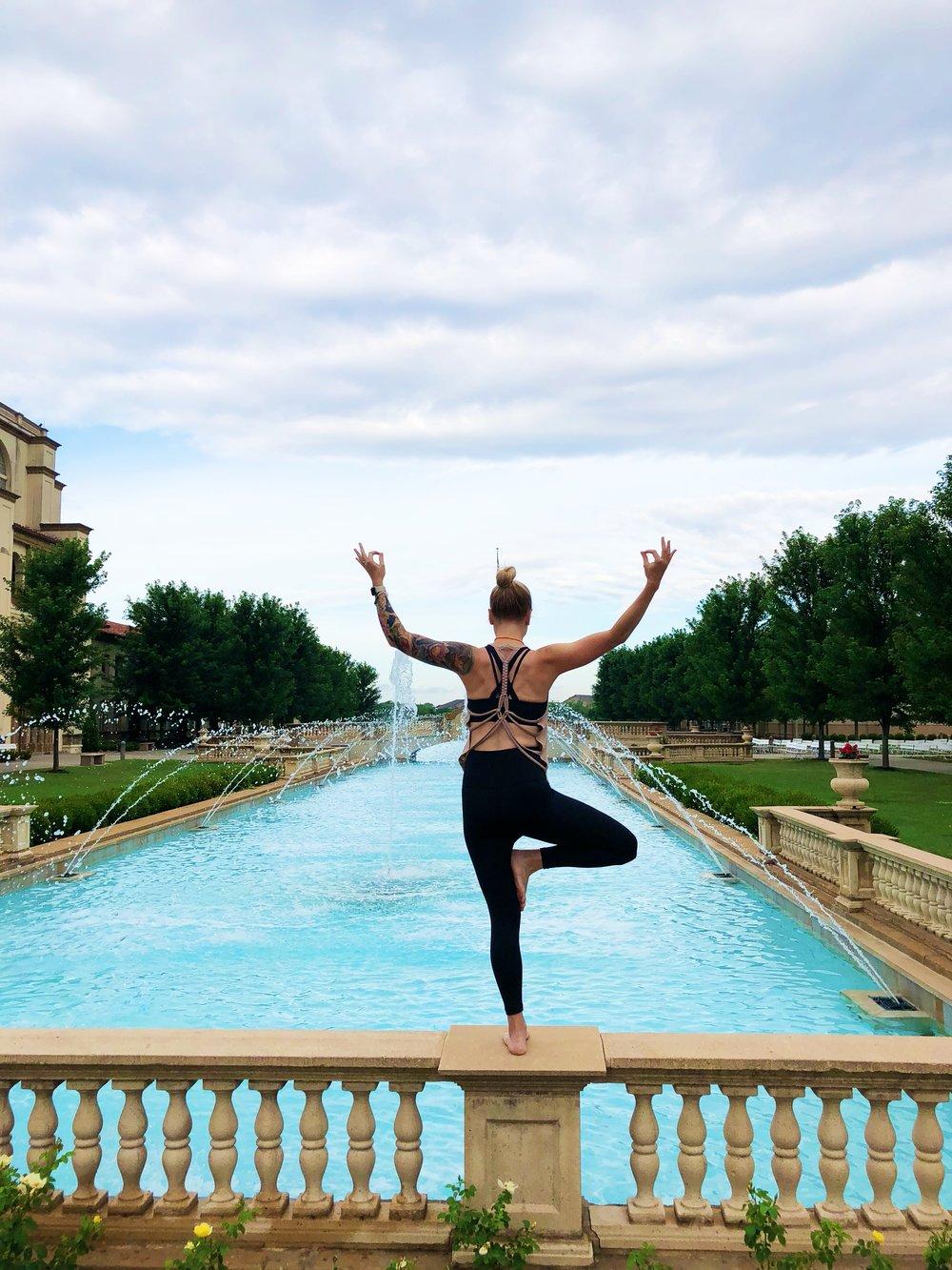 Heartland Yoga Festival - Unity Village, MO
