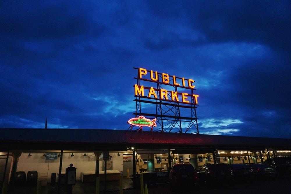 Pike's Place Public Market