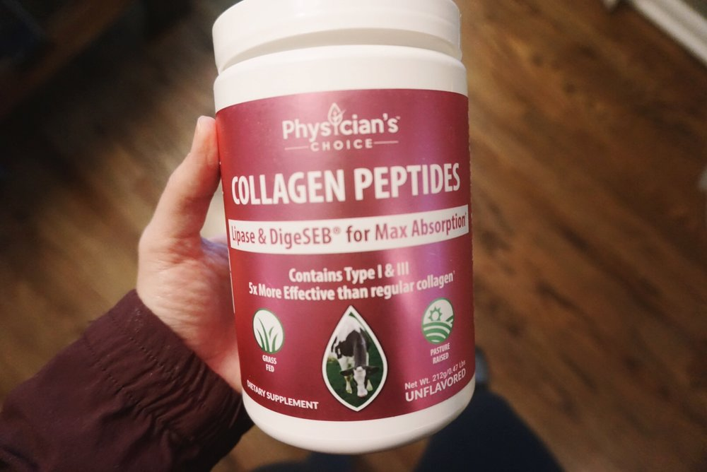 Physician's Choice Collagen Peptides review