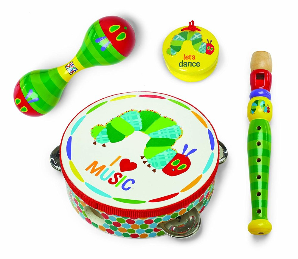 instruments - favorite baby products for months 10-12