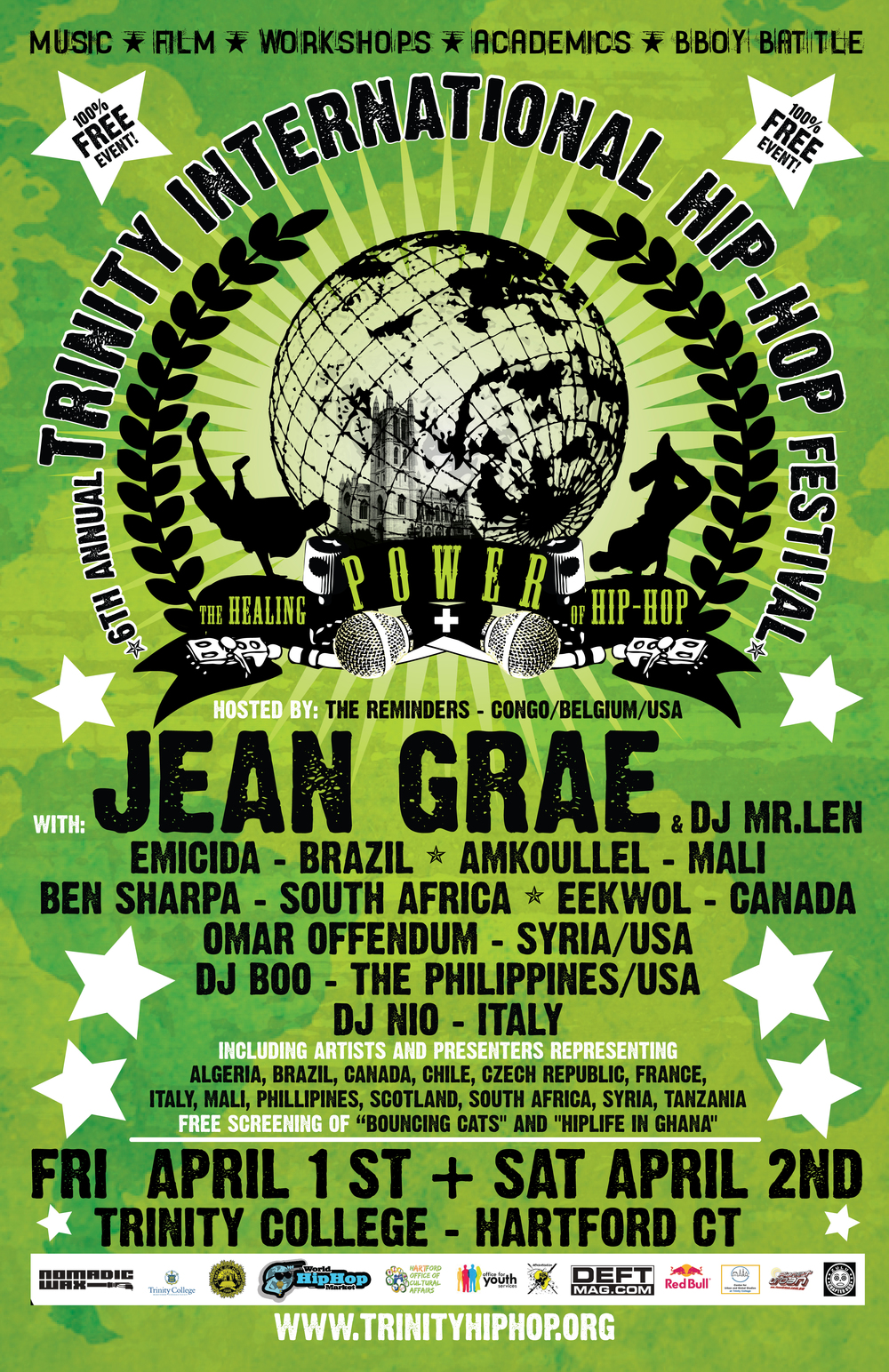Trinity International Hip Hop Festival (U.S.A.)