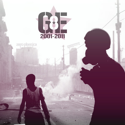 "Zero Plastica wrote the song ""Ge8 (2001-2011)"" for the documentary ""Genova, era il 2001.""  Created by two Italian film-makers Delia Pecetti and Francesca Cangiotti, the film is about the tragic story of the G8 summit that happened in Genova in 2001."