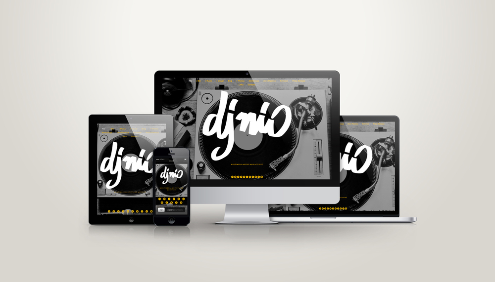 dj nio global hiphop website