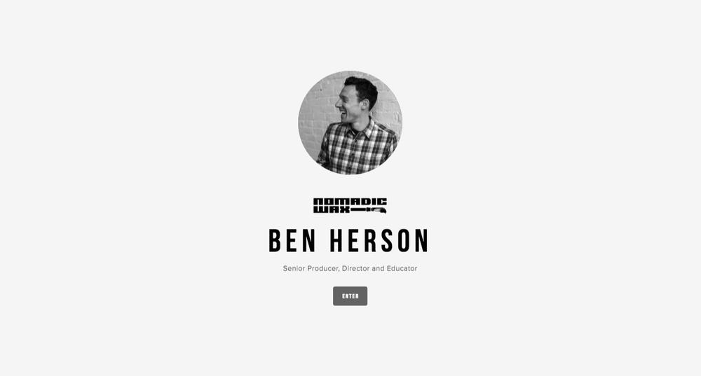 Ben Herson (U.S.A.)