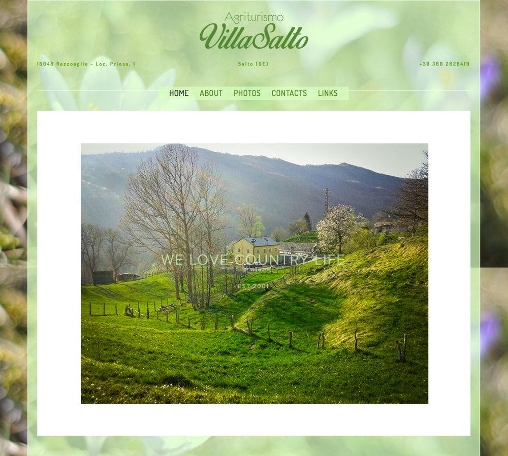 Agriturismo VillaSalto (Italy)