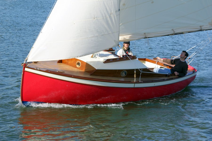 O Connor Wooden Boats Francois Vivier Designs O Connor