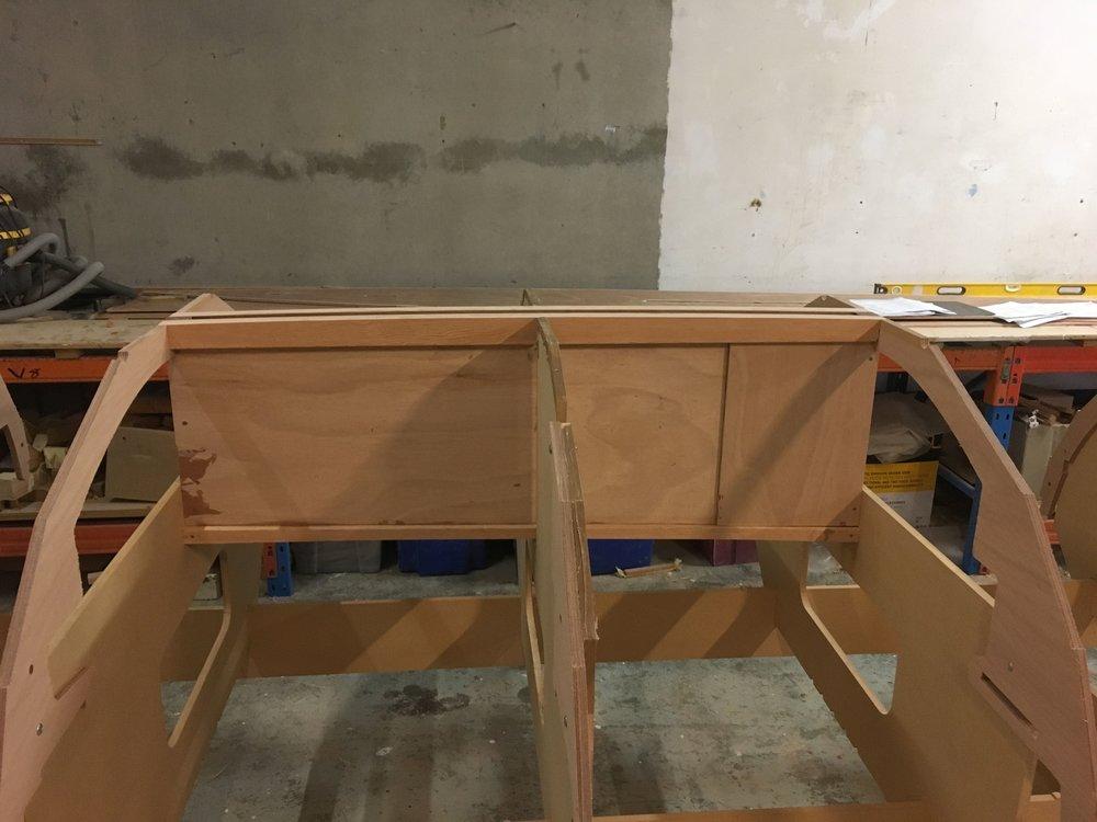 Centreboard case