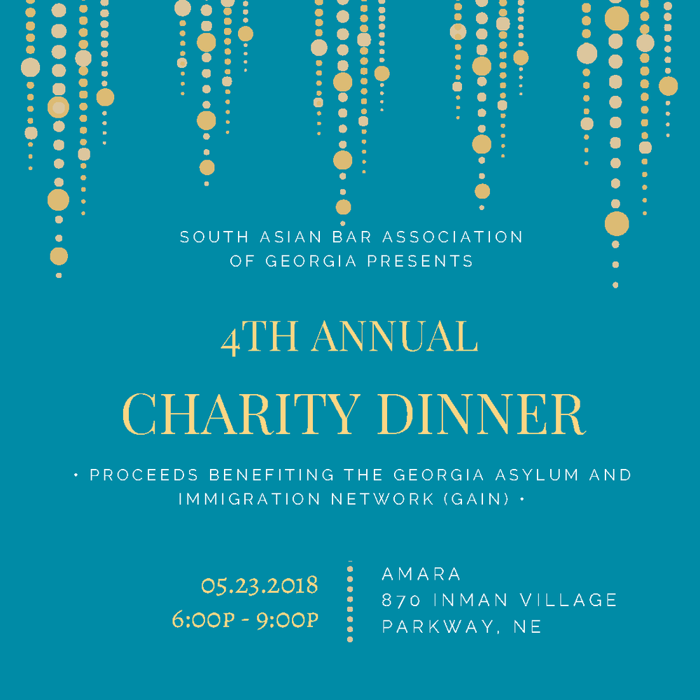PURCHASE TICKETS HERE!   SABA-GA Members should have already received an e-mail with a discount code! Please e-mail  sabaga13@gmail.com  with questions about the code.