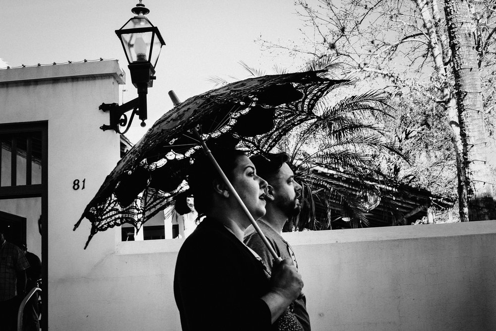 """Umbrella for Two"" - Fujifilm x70"