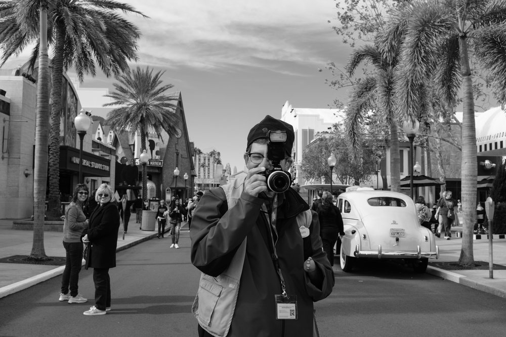Theme Park Photographer