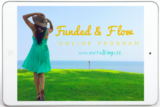 anita wing lee funded & flow