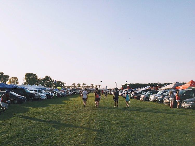 Coachella Camping like a Champ — Adrienne Lucina
