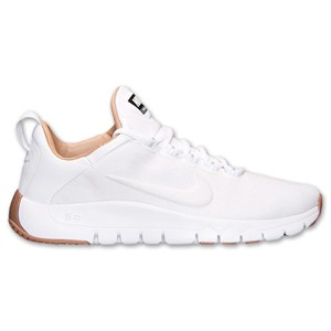 all white nike free trainer 5.0
