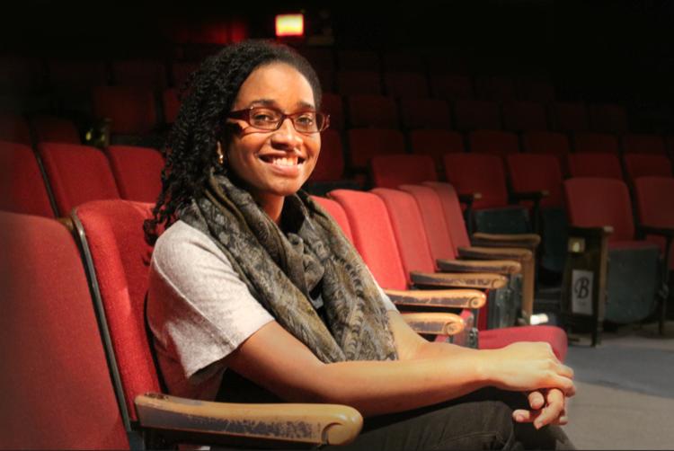Panelist Erica Avery