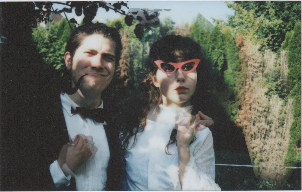 Maximilian Grossenbacher & Marena Whitcher