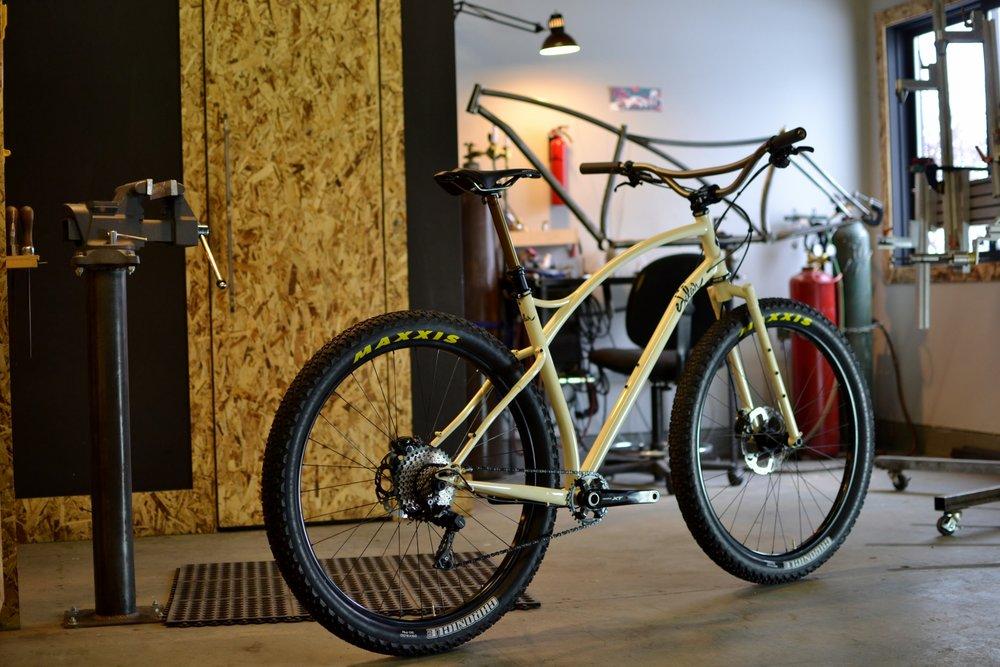 29 plus bike