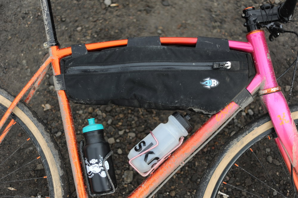 Gravel Grinding frame bag