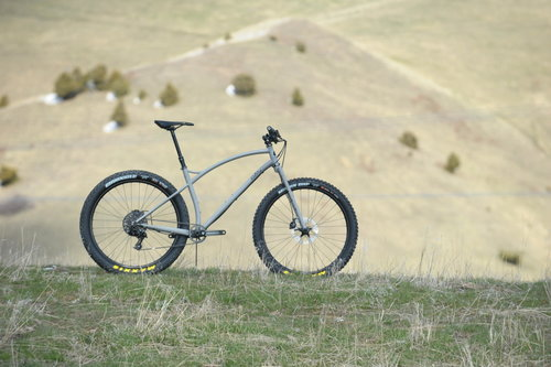 Mountain Bikes & Pricing — Sklar   Handmade Bicycle Frames. Mountain ...