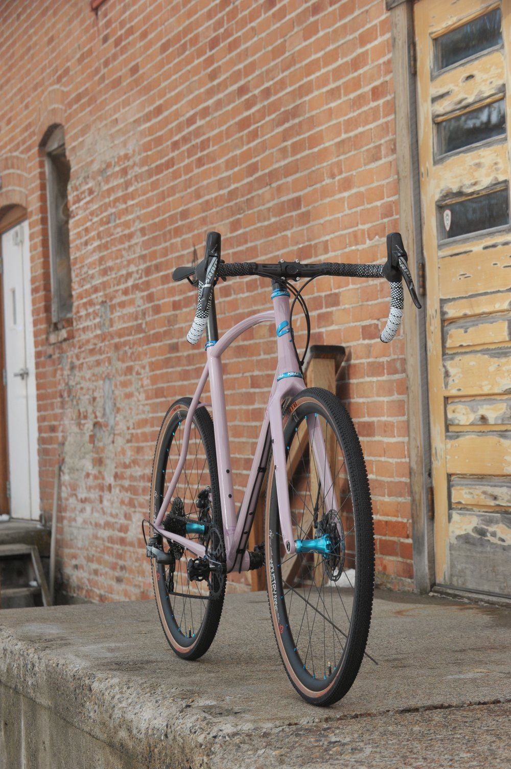 Sklar custom all road gravel grinder