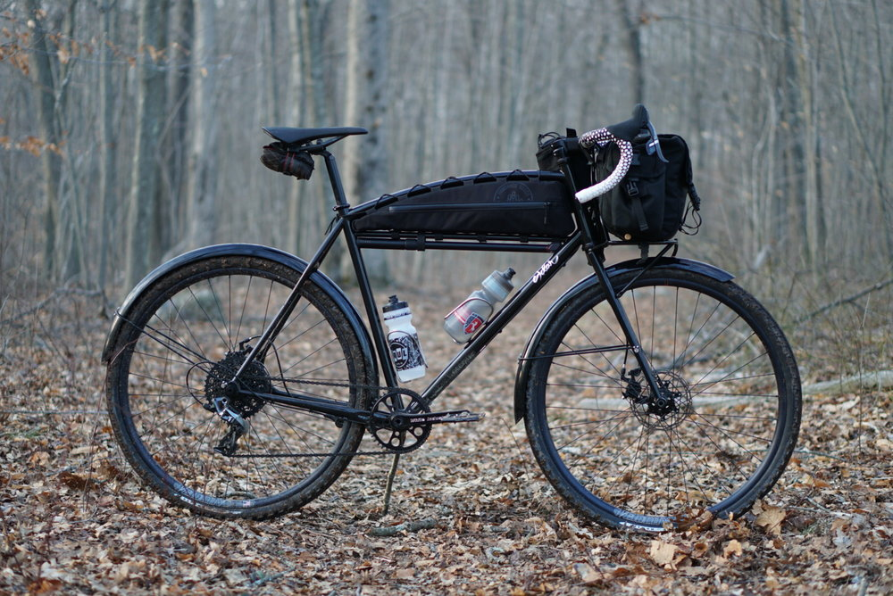 sklar custom steel all road