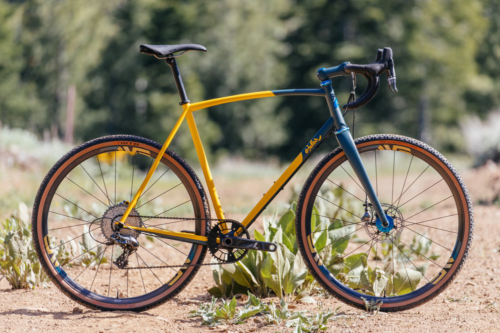 Sklar steel gravel bike buildersforbuilders Lost and found raffle
