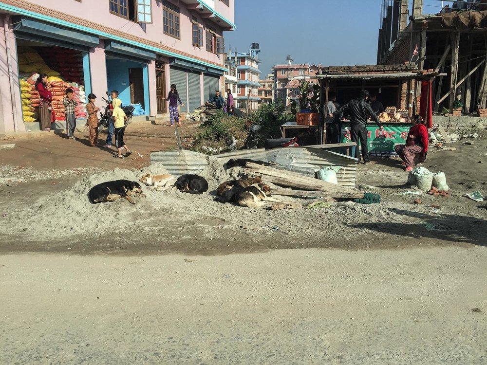 nagarkot to kathmandu