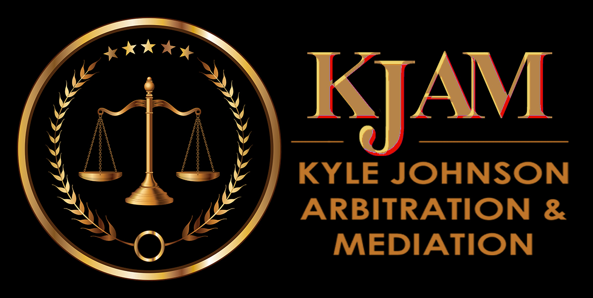 Kyle Johnson Arbitration and Mediation KJAMS