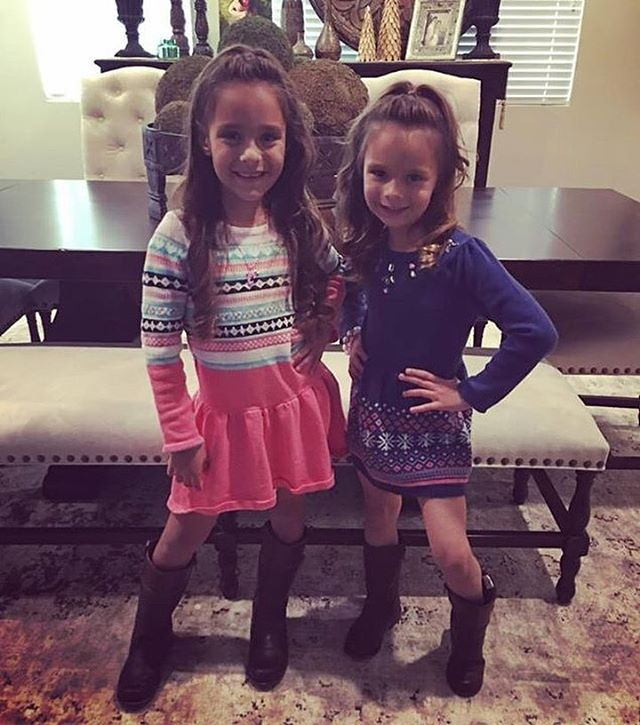 I can't wait to see my little giris‼️‼️‼️‼️‼️‼️‼️‼️‼️👧🏼👧🏻 #TeaganAndLindyn