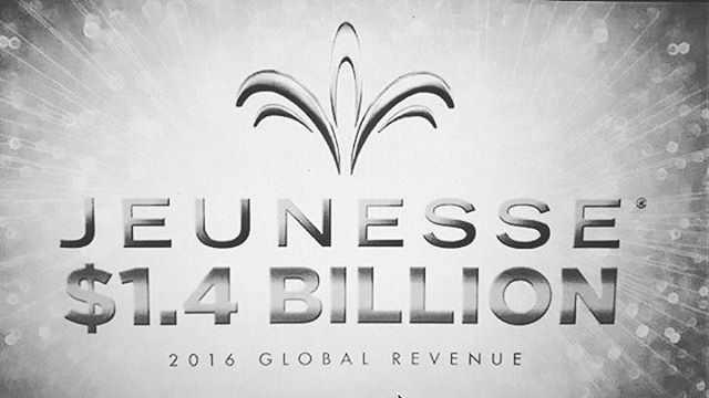 This is not a wave, it's a statement. Again #Jeunesse breaks a Billion in revenue in a single year. Congrats team on another successful year‼️💯💪🏽