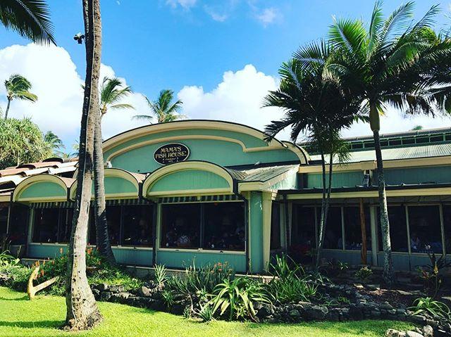 Best Restaurant on the Island 🌴🐠🐠🌴🐠🐠🍴🌴🐠🐠🍴🌴🐠🐠🍴🌴🐠🐠 🍴 #MamasFishHouse #Maui