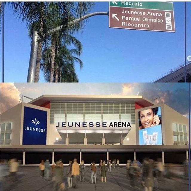 Jeunesse now has the 3-year naming rights to the former RioArena, in Rio de Janerio, Brazil! 🏟🇧🇷 Now known as Jeunesse Arena, this venue has hosted UFC and NBA events, as well as the 2016 Summer Olympics. 🏀 It is also the site of large musical and cultural events. Congratulations, Jeunesse Brazil! 🎻 #JeunesseArena #JeunesseBrazil #Jeunesse