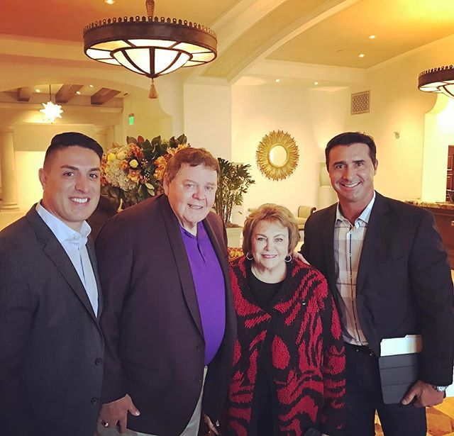 Breakfast at the Montage this morning with our #Jeunesse Founders, Randy Ray & Wendy Lewis. This is the heartbeat of our company. Their story is amazing.