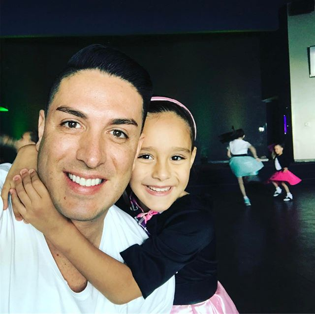 I had a ton of fun today with my little TT. It's amazing having little conversations with her. She always make me feel so loved. #daddyslittlegirl #TeaganBecerra 💖💖💖💖💖💖💖💖💖💖💖💖💖