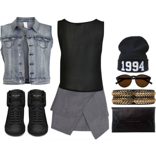 Rectangle Outfit