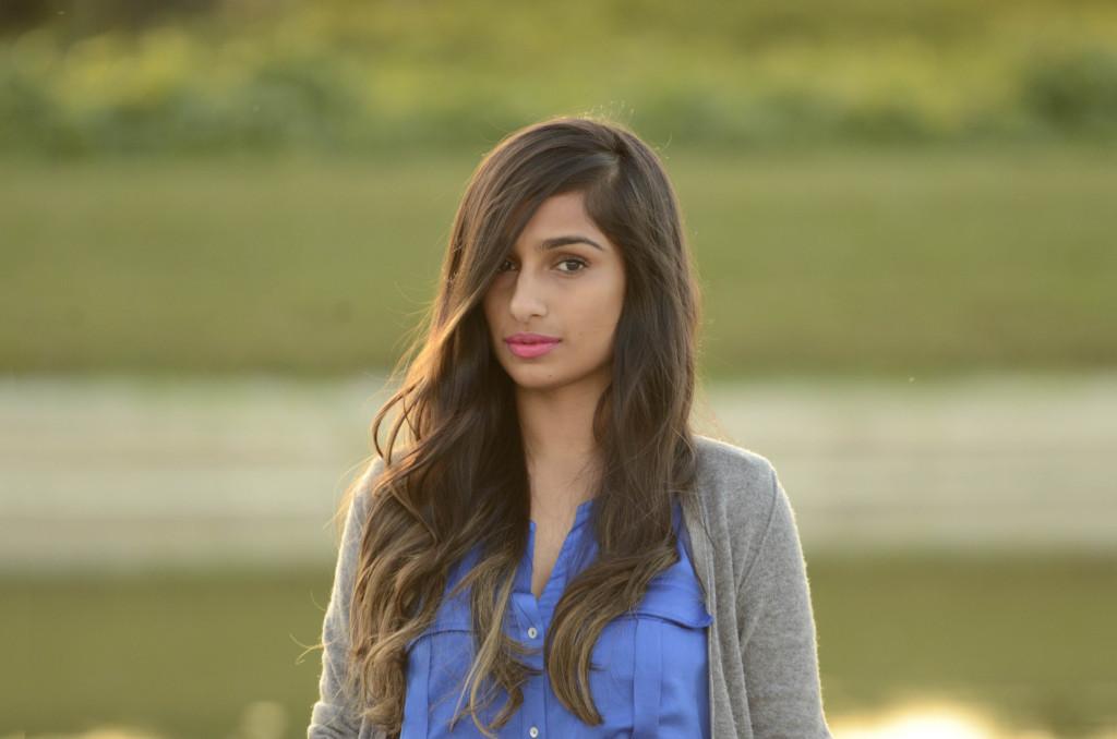 pink lipstick indian