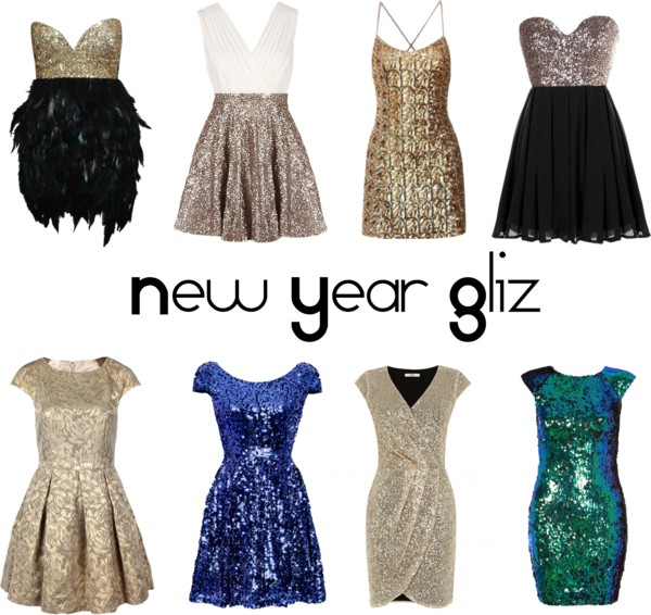 New Year's Outfits