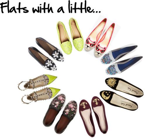Flats!