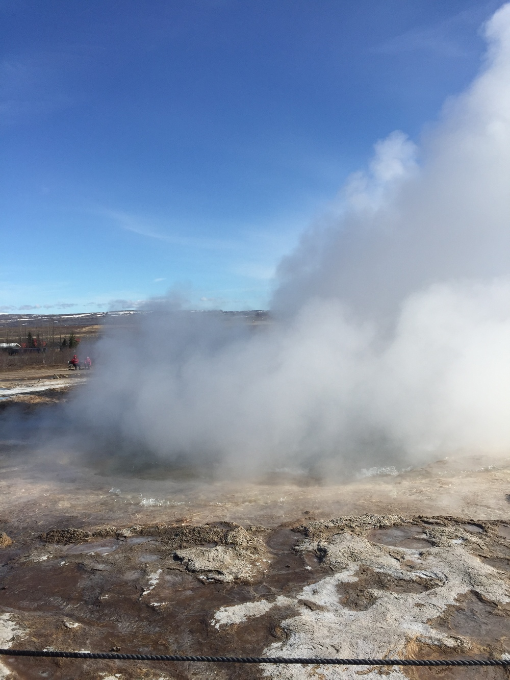 Geysir Aftermath