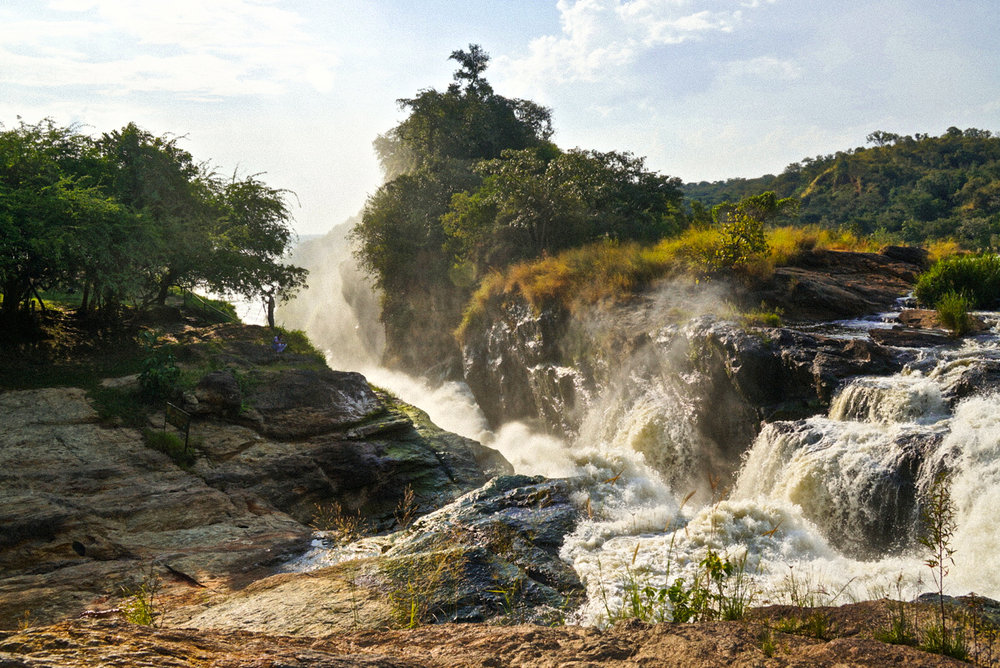 Murchison Falls--Nile River near the Source