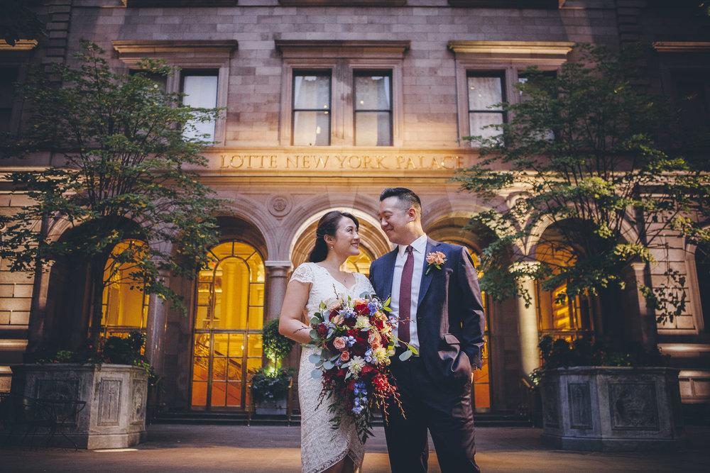 Jen + Hamilton wedding