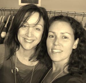 Karen and Samantha