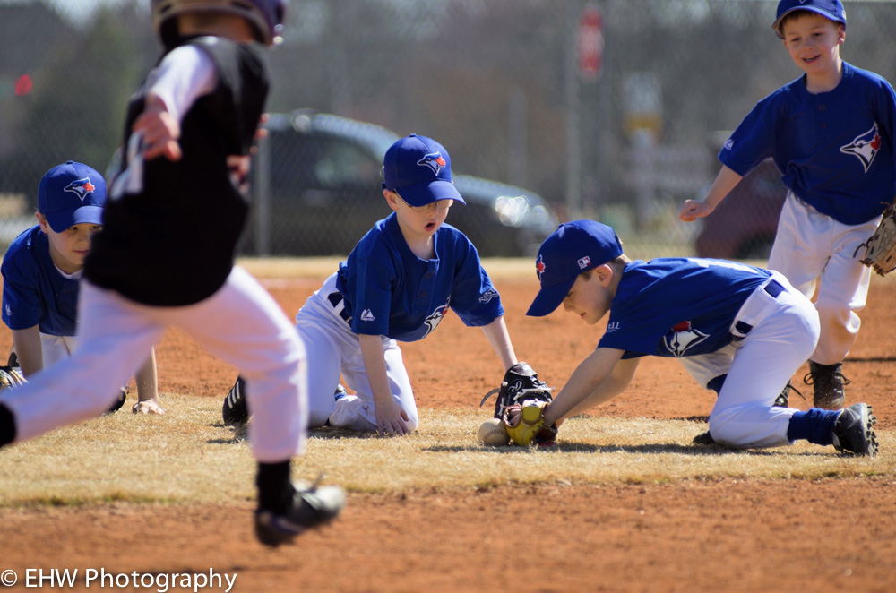 T-Ball Season is on!