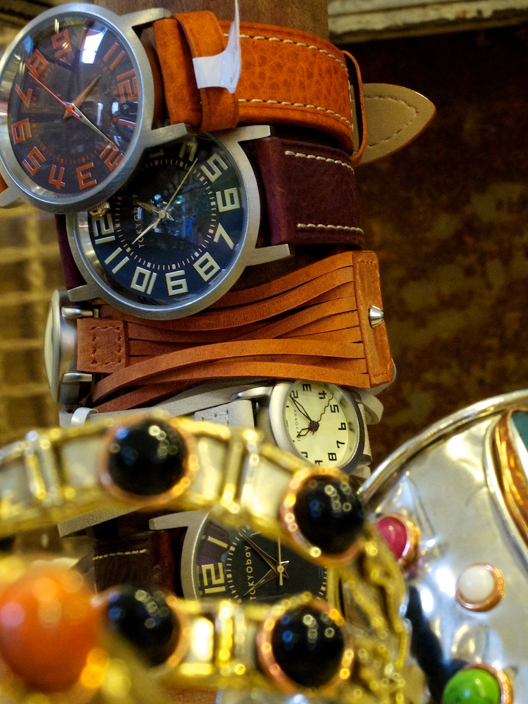 Watches, Trinkets and More!