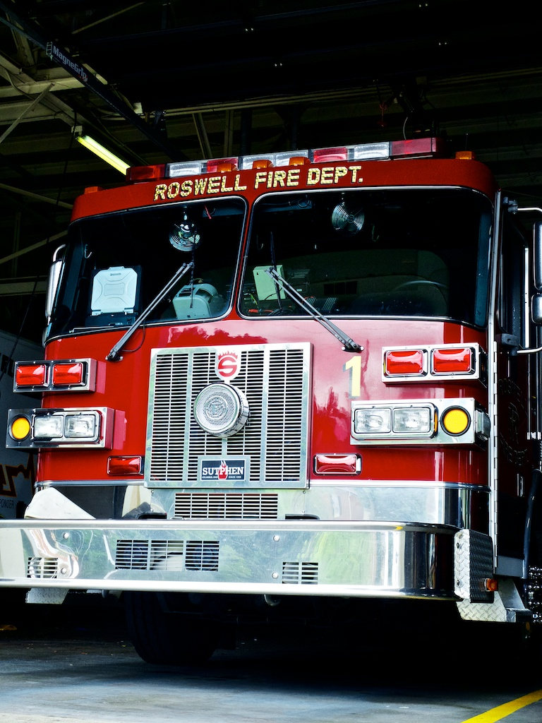 Roswell Fire Department #1